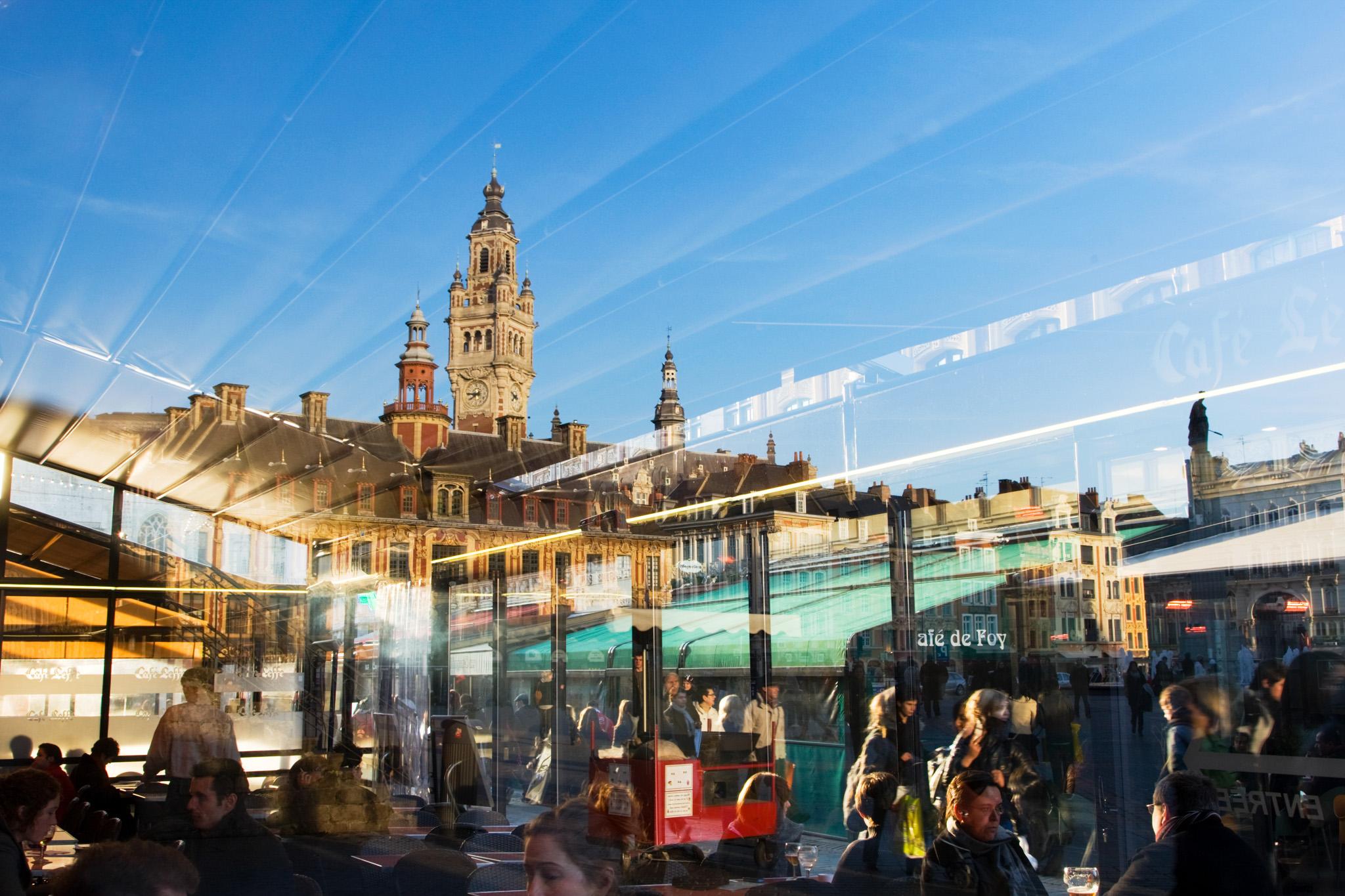 Lille-La grand place
